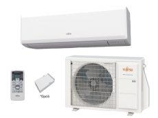 Fujitsu Eco klíma, R32, 2,5 kW, ASYG 09 KPCA / AOYG 09 KPCA