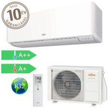 Fujitsu Standard R32 klíma, 3,4 kW ASYG 12 KMTB / AOYG 12 KMTA