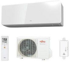 Fujitsu Design klíma, R32, 3,4 kW ASYG 12 KGTA / AOYG 12 KGCA