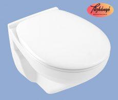 Alföldi Saval 2.0 mélyöblítésű, monoblokk WC, alsó kifolyású, fehér, 7092 0901