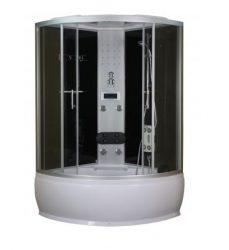 Sanotechnik Smartflex íves sarokkabin, 80x80x195 cm, D2280
