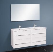 Wellis Nina függesztett alsó bútor 4 fiókkal, 119x45x55 cm, WB00283