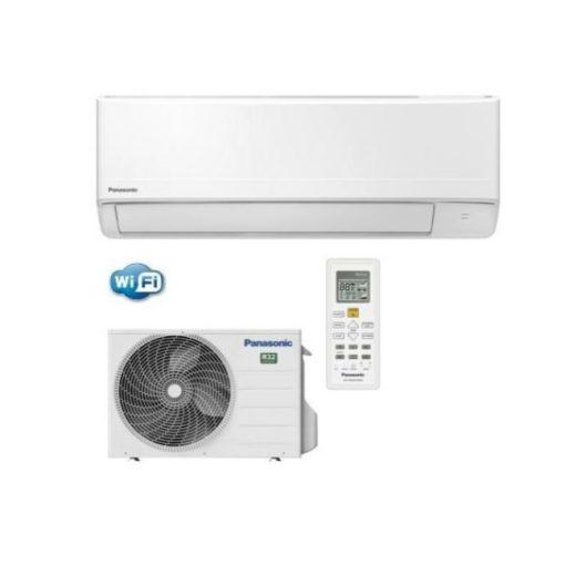 Panasonic Compact R32 fehér klíma, 2,5 kW KIT-TZ25-WKE