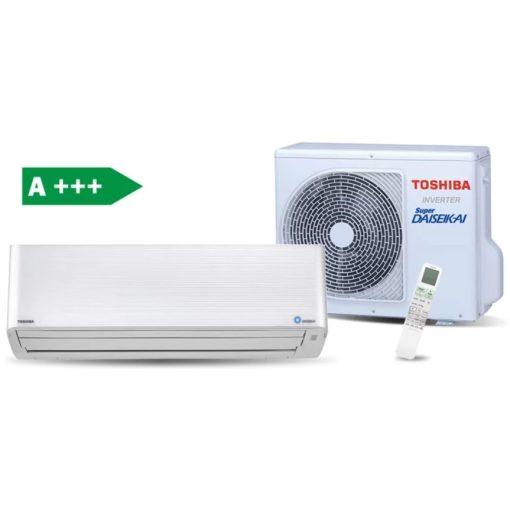 Toshiba Super Daiseikai 9 inverteres klíma szett, 2,5 kW RAS-10PKVPG-E/RAS-10PAVPG-E