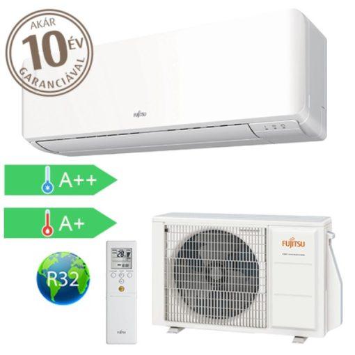 Fujitsu Standard R32 klíma, 2,5 kW ASYG 09 KMTB / AOYG 09 KMTA