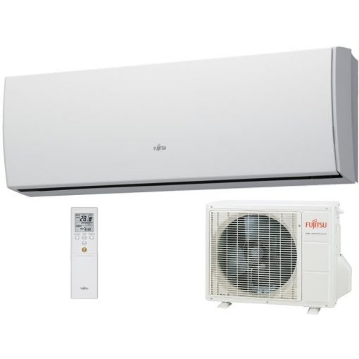Fujitsu Slim Design klíma, 3,5 kW ASYG 12 LUCA / AOYG 12 LUC