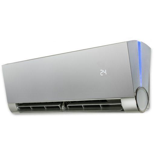 Fisher Art klíma szett, ezüst színű, 3,5 kW, R32, FSAUIF-ART-123AE3-S