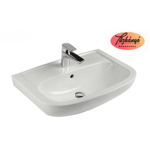Alföldi Saval 2.0 beépíthető mosdó, 60x42 cm, 7017 60 01