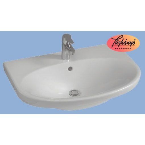 Alföldi Melina mosdó, fehér, 65x50 cm, 5565 59 R1