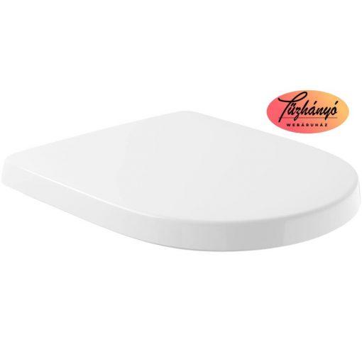 Alföldi Mollis soft closing WC ülőke, 8M38 S1 01