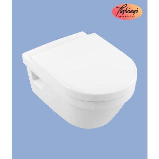 Alföldi Formo mélyöblítésű fali WC, 7060 10 01