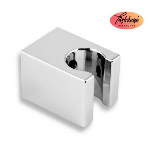 Novaservis Szögletes fix zuhanytartó, D/CUBE,0