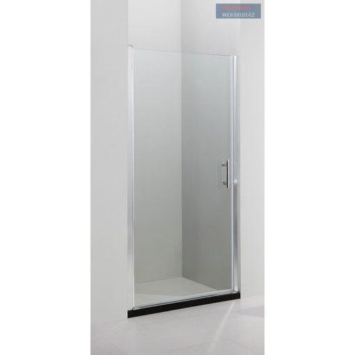 Wellmarkt zuhanyajtó, 100x190 cm, MTRA-100-190