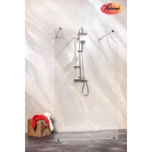 Sanotechnik Sanoflex Freedom I zuhanyfal, 137x195 cm, MW400