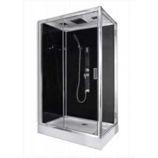 Sanotechnik TREND 3 hidromasszázs zuhanykabin, elektronikával, CL72