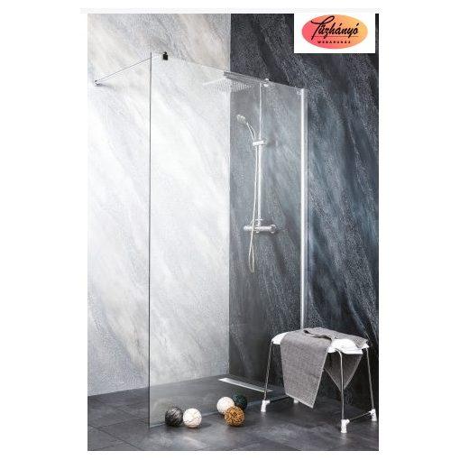 Sanotechnik Zlarin akril zuhanytálca, 90x90x16 cm, 363100