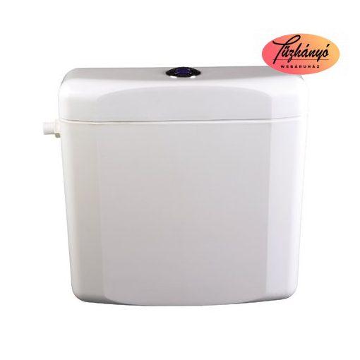 Sanotechnik Sanoswift wc-tartály, fehér, SP132