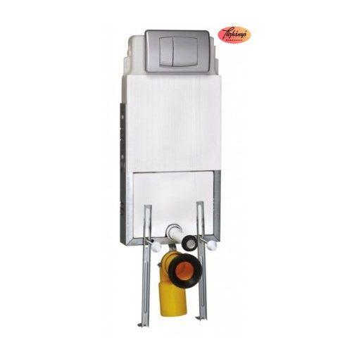 Sanotechnik Sanoswift falba építhető wc-tartály, függesztett, SP114