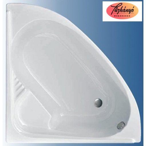 Sanotechnik Firenze sarokkád, 120x120/130x130 cm, 404500