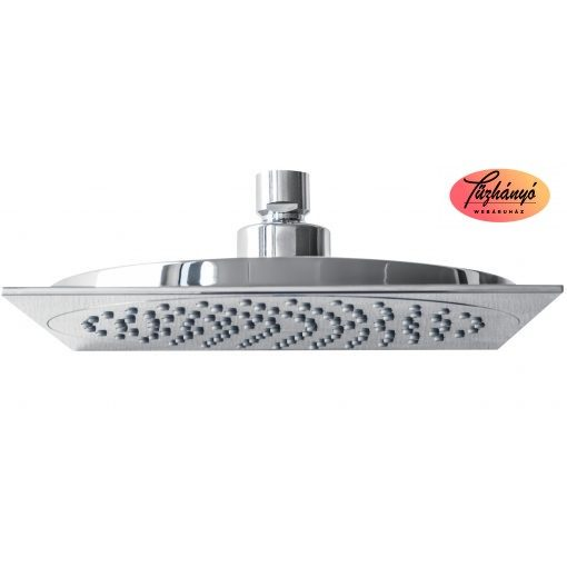 Sanotechnik esőztető fejzuhany, szögletes, AS330