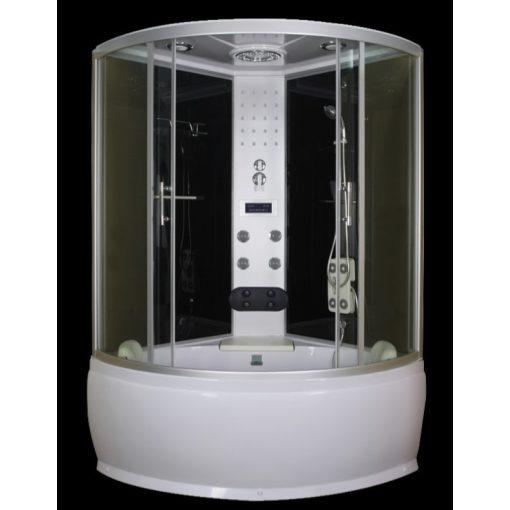 Sanotechnik Salsa hidromasszázs zuhanykabin elektronikával, 120x120x228 cm, TR20