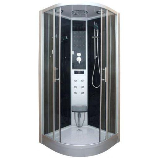 Sanotechnik Relax gőz-zuhanykabin, 90x90x215 cm, CS99