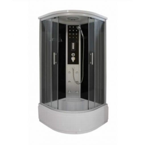 Sanotechnik VITA Quick Line hidromasszázs zuhanykabin, elektronikával, CL97