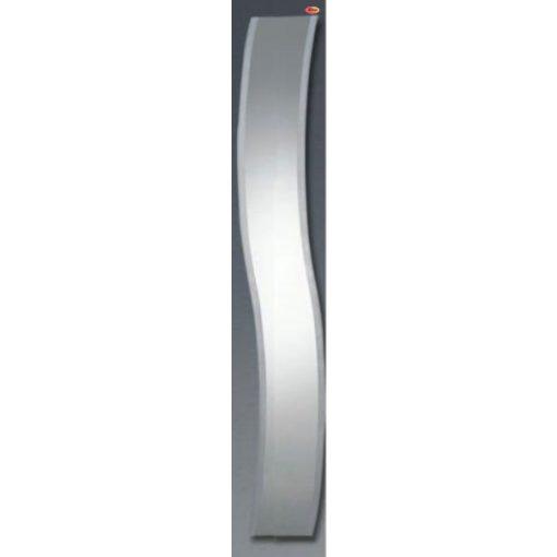 Sanotechnik Tükör hullámos, világítás nélkül, 20x144 cm, ML90