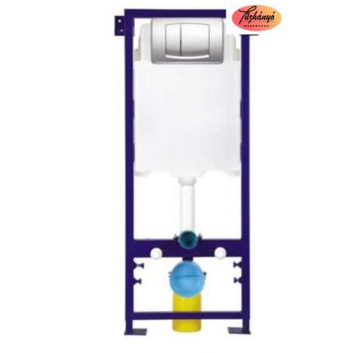 Sanotechnik Sanoswift falba építhető wc-tartály, SP116