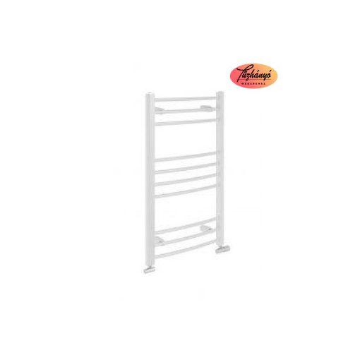 Sanotechnik GRADO fürdőszobai fűtőtest, íves, fehér, 50x80 cm, GB5800