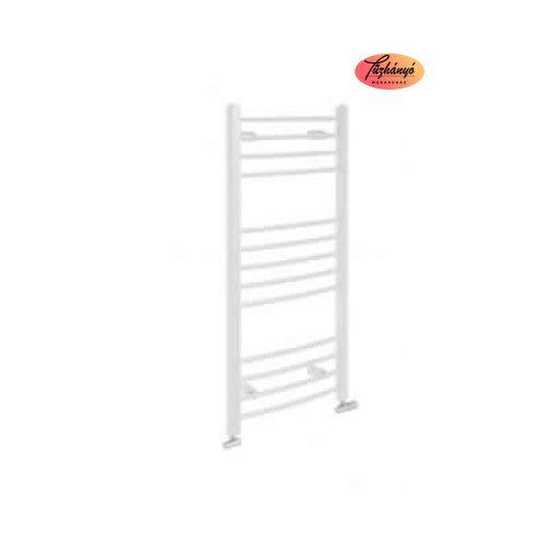 Sanotechnik GRADO fürdőszobai fűtőtest, íves, fehér, 50x100 cm, GB5100